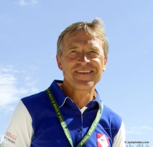 Henk Nooren pour la Suède!