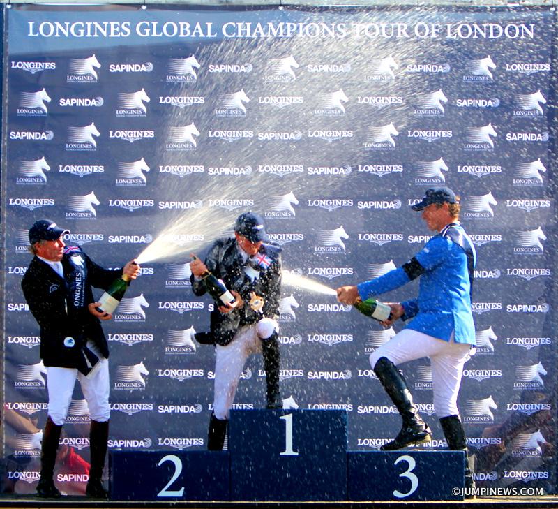 Best of London GCT 2013 ©jumpinews.com