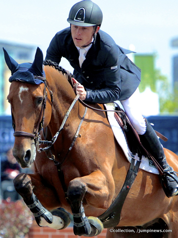 Hello Sanctos & Scott Brash au Top mondial