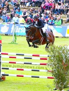 armitages Boy & A De Ponnat Donaueschingen 2013 ©jumpinews.com