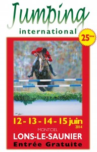 Affiche Jumping 2014