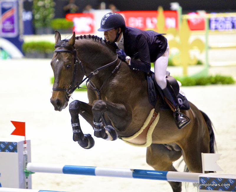 Simon Delestre & Valentino Velvet © jumpinews.com