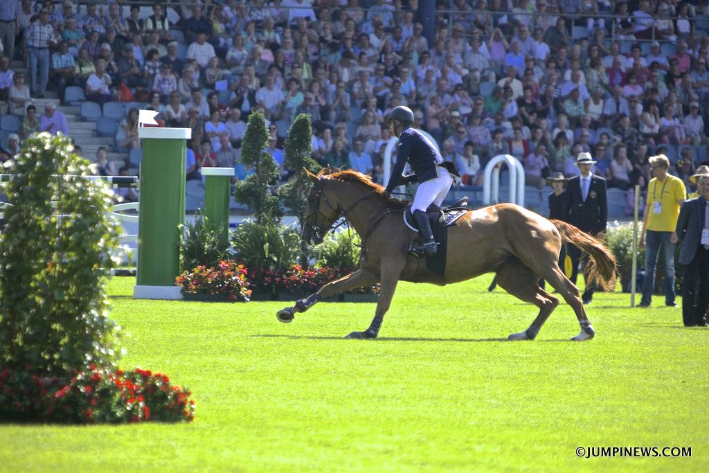 Julien Epaillard /Aachen 2014 © jumpinews.com