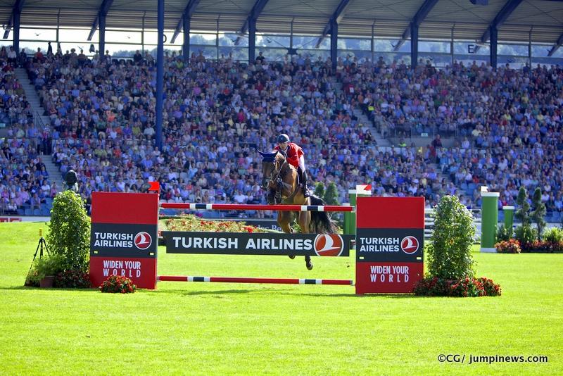 Kent Farrington & Voyeur ©jumpinews.com