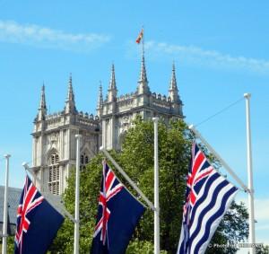 GB Flags /©/ CG Djumpco 2014