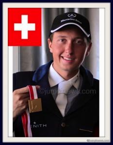 Martin Fuchs, Champion de Suisse, ©jumpinews.com