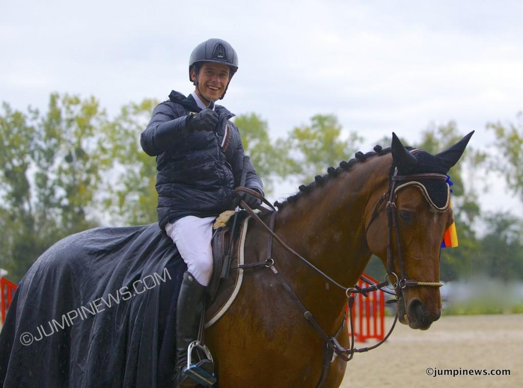 Maxime Couderc au Top!