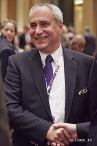 New FEI President Ingmar De Vos-14December2014