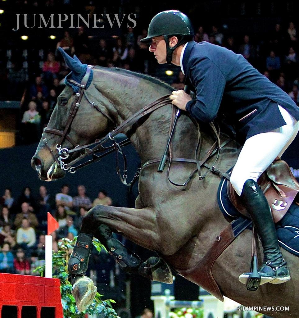 GRÉGORY WATHELET & OH D'EOLE © JUMPINEWS.COM
