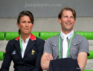 Leprevost & Staut © CG Jumpinews.com 2014