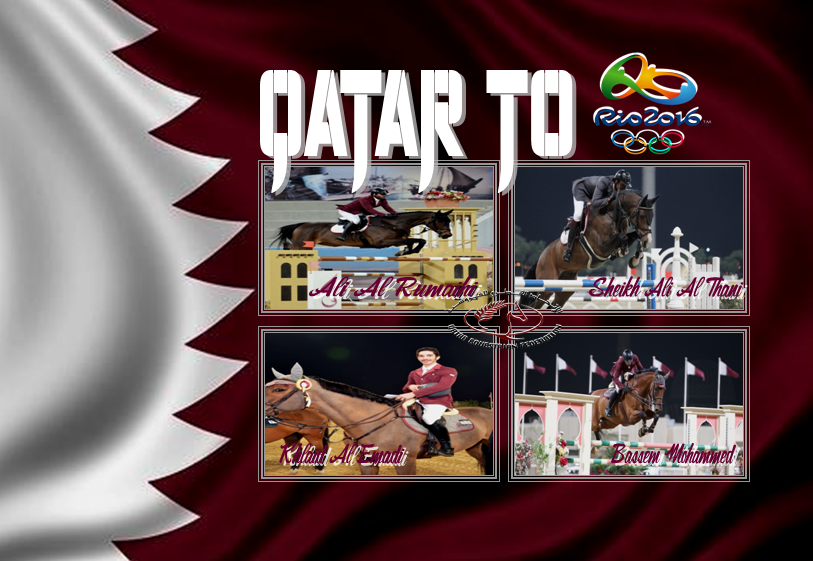 Qatari FEI Nations Cup.