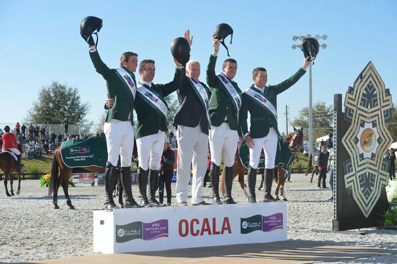 Team Irland, Okala