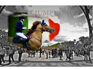 Bertram Allen, Romanov, Longines Global Champions Tour Paris,