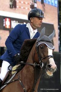 Windsor XV & Niklaus Rutschi © jumpinews.com