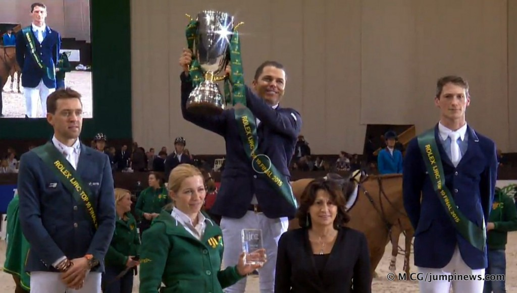 Podium Top Ten Rolex jumpinews.com 2015-12-11 à 21.48.50
