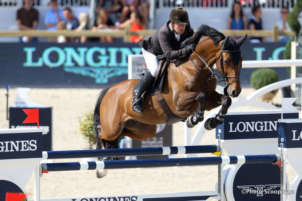 Sports equestres Jumping CSI 5* Lausanne ILHS 11/09/ 2016 Grand prix Longines Whitaker Robert (GBR) - Catwalk IV