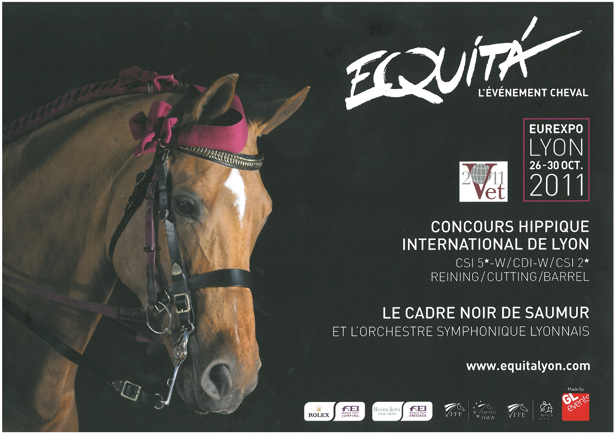 Equita'Lyon: Tout le monde en piste